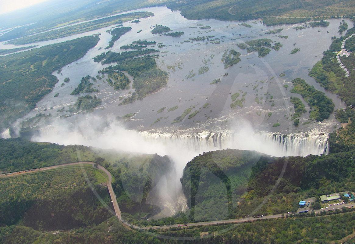 Cascate vittoria_victoria falls_zimbabwe_7 meraviglie del mondo_africa_natura