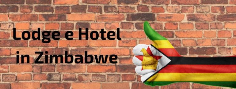 Lodge e Hotel Zimbabwe