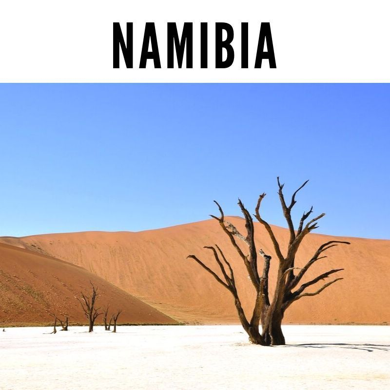 namibia promozione