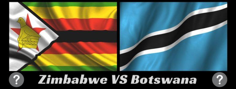 Zimbabwe o Botswana