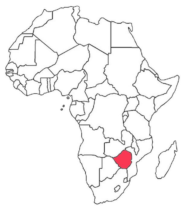11 Zimbabwe